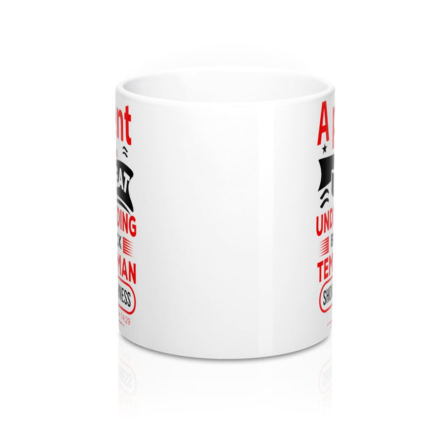 A Patient Man Has Great Understanding Tea Mug - drogos-cafe