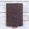 Balance Pocket Leather Journal - drogos-cafe