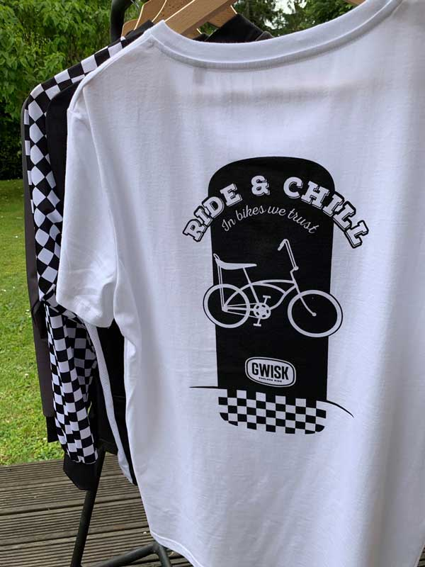 Le T-Shirt Ride & Chill