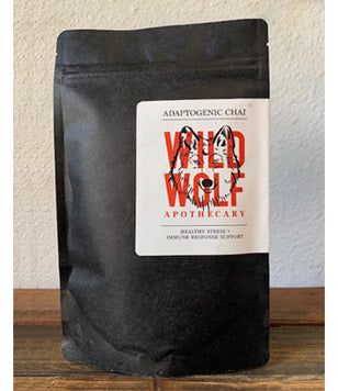 WILD WOLF Apothecary Adaptogenic Chai