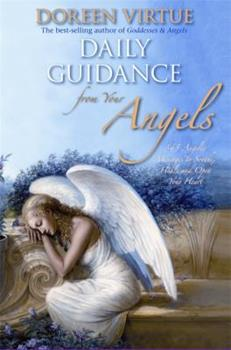 Daily Guidance from Your Angels (Hardcover)