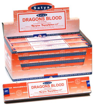 Nag Champa Dragons Blood Incense - 15gr