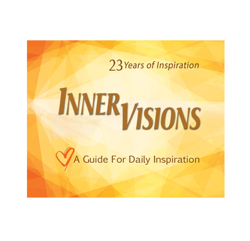 Inner Visions Hardcover Booklet