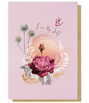 Greeting Card - Love Thy Self