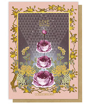 Greeting Card - Love Multiplies