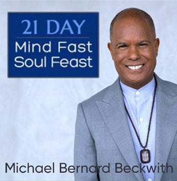 21 Day Mind Fast Soul Feast - Audio Program