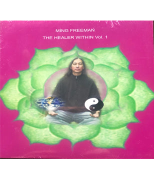 Ming Freeman - The Healer Within - CD
