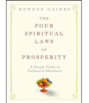 The Four Spiritual Laws of Prosperity (Hardcover)