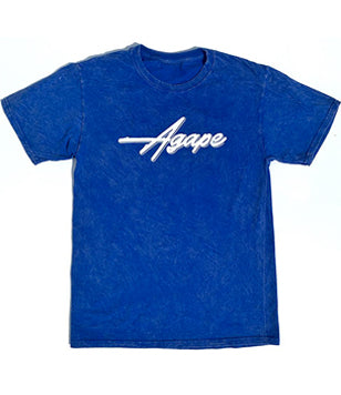 Agape T-Shirt - Blue
