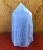 Blue Lace Agate Crystal #3