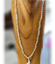 Moonstone Gemstone Mala
