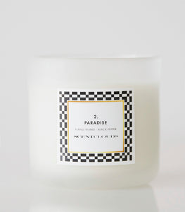 NEW! ESSENTIAL OIL CANDLE, No.2 - PARADISE