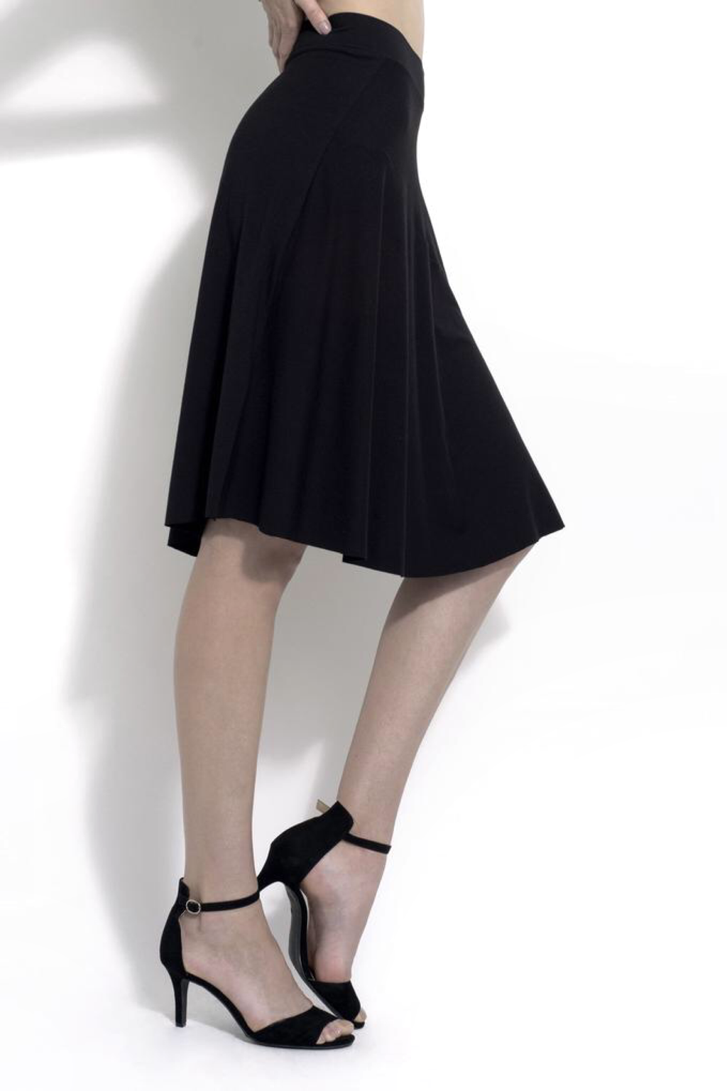 Norma A-line Bamboo Skirt - ROSE MADE SHOP