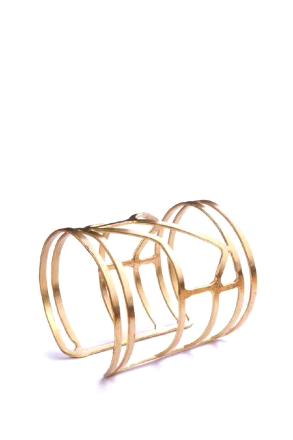 Athena Gold Cuff - ROSE MADE SHOP