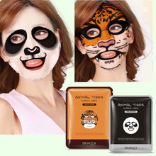 Load image into Gallery viewer, Moisturizing Cute Animal Face Masks