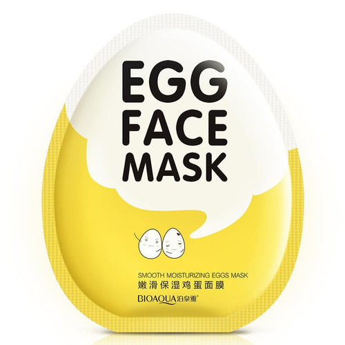 Smooth Moisturizing Oil Control Shrink Mask