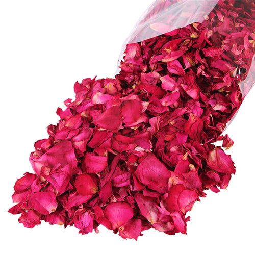 100g Dried Rose Petals Bath Spa Natural Dry Flower
