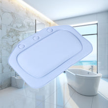 Load image into Gallery viewer, Home Bathtub Pillow PVC Neck Cushion