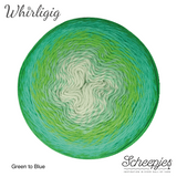 whirligig green to blue