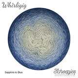 whirligig sapphire to blue