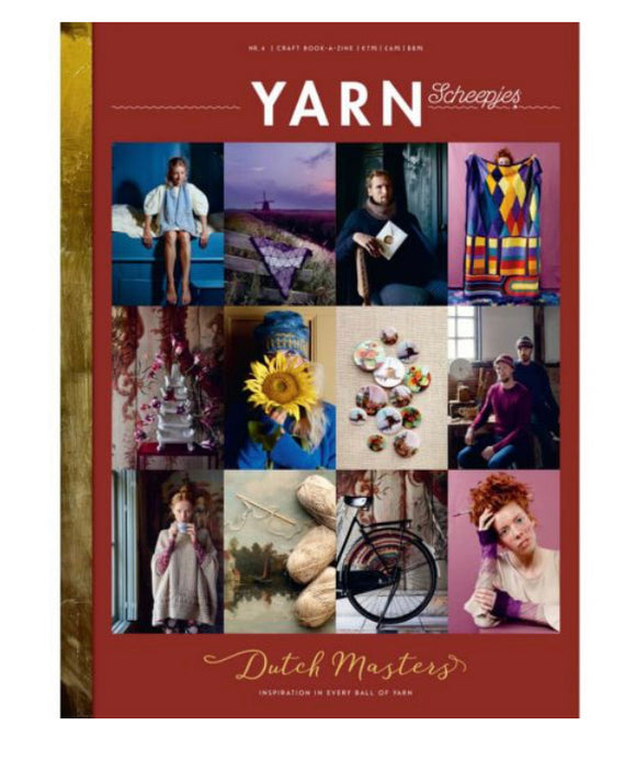 Yarn 4 Book-a-zine