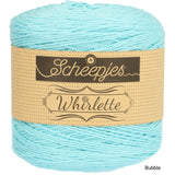 scheepjes whirlette bubble cotton acrylic yarn