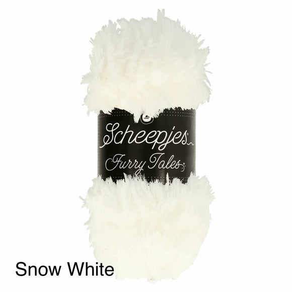 Scheepes Furry Tales yarn Snow White