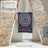 Scheepjes Official 2019 CAL Rozeta Luxury Our Tribe Twilight