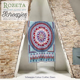 Scheepjes Official 2019 CAL Rozeta Colour Crafter Dawn