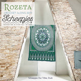 Scheepjes Official 2019 CAL Rozeta Luxury Our Tribe Dusk
