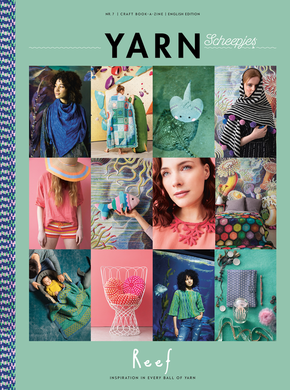 Yarn 7 Book-a-zine Reef