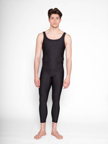 Footless Tank Unitard - MENS
