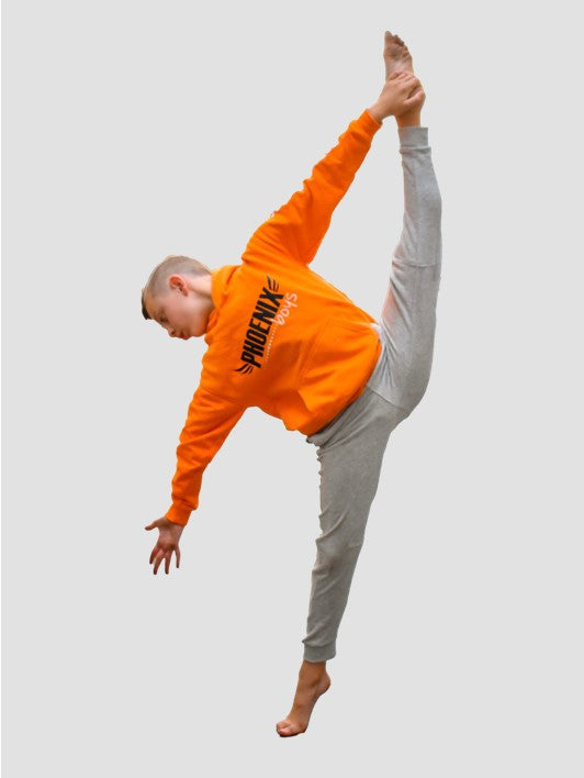Phoenix Boys Orange Hoodie - MENS