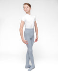 Zip Front Short Sleeved Leotard with built-in Dance Belt CONDOR - BOYS