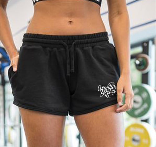 Vanilla Rebel Logo Loungewear Shorts