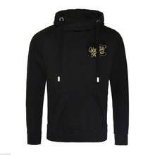 Vanilla Rebel Gold Edition Heavyweight Cross Neck Hoodie