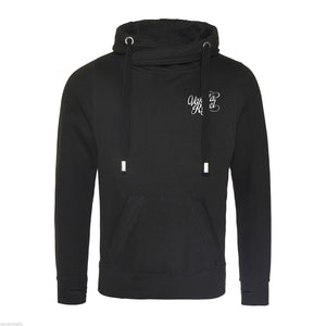 Vanilla Rebel Heavyweight Cross Neck Hoodie