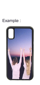 Personalised photo/design iphone case