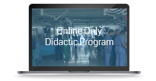 Regional Anesthesia Advanced Techniques (Online Only Didactic Program)