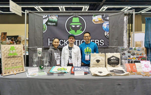 HackStickers @ Seattle Gift Show