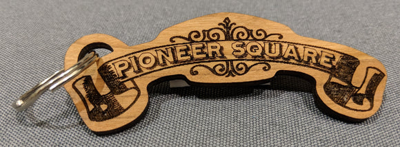 Keychain - Pioneer Square