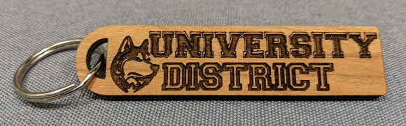 Keychain - University District
