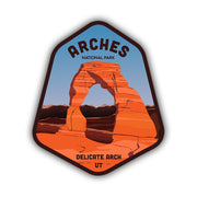 Arches UT Sticker - HackStickers