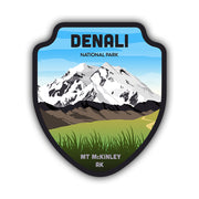 Denali AK Sticker - HackStickers