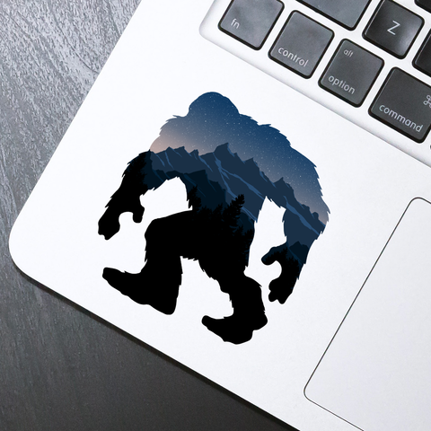 Sasquatch Sunset Sticker - HackStickers