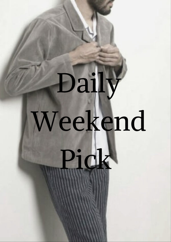 Daily Weekend Pick from Tenue De Attire