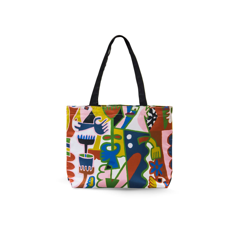 TENUE DE ATTIRE X ABENK ALTER Garden Of Hope Totebag