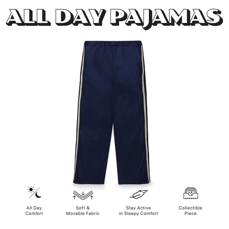 All Day Pajamas Navy Long Pants