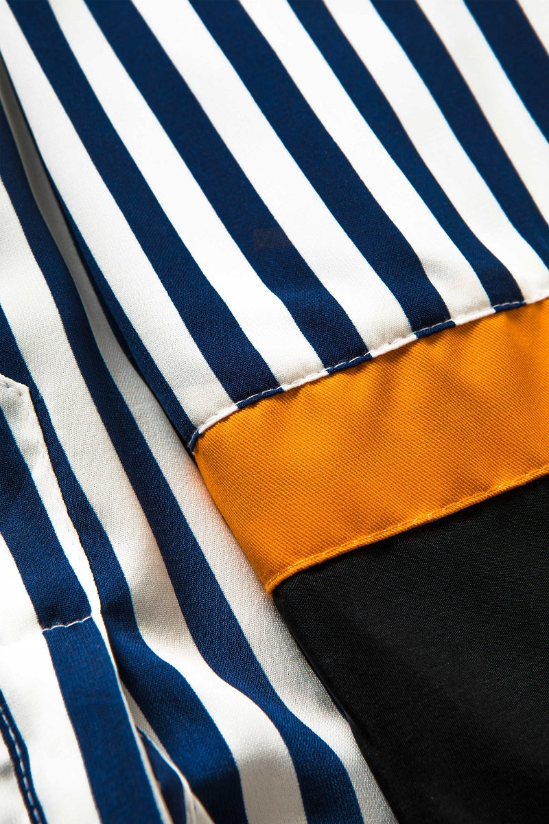 Atelier Stripes in Navy - Tenue de Attire