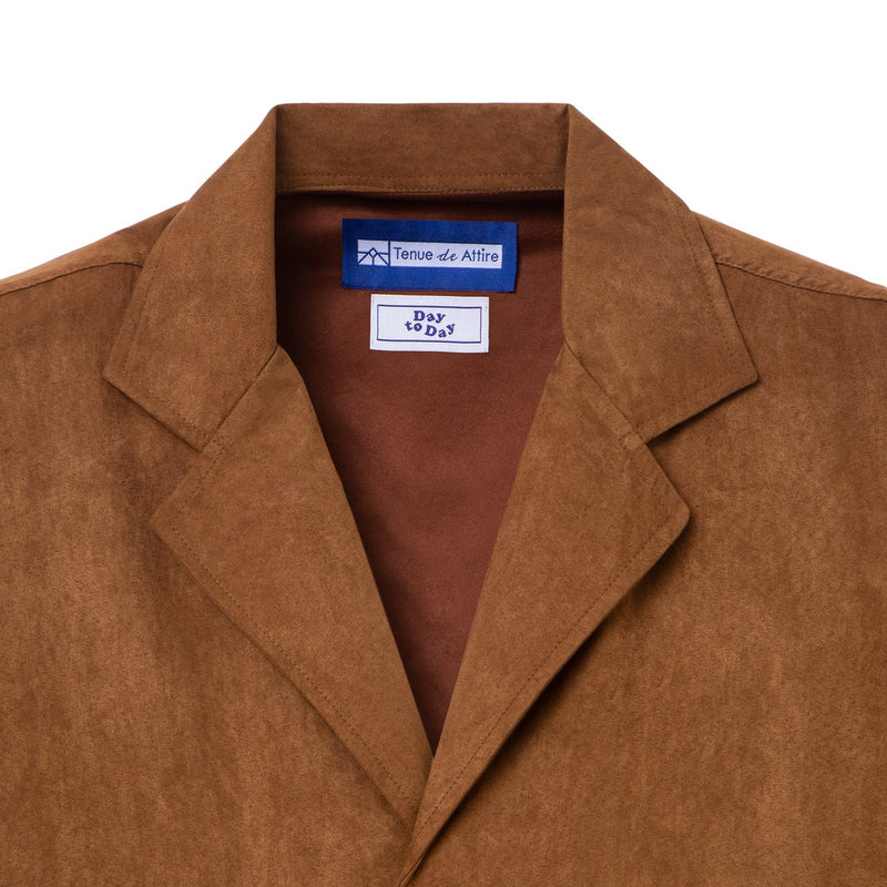 Supper Blazer Brown